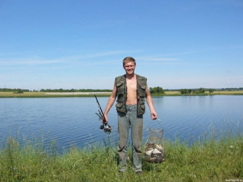 Рыбалка, Новомичуринское водохранилище.