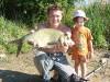 Рыбалка, лето 2010